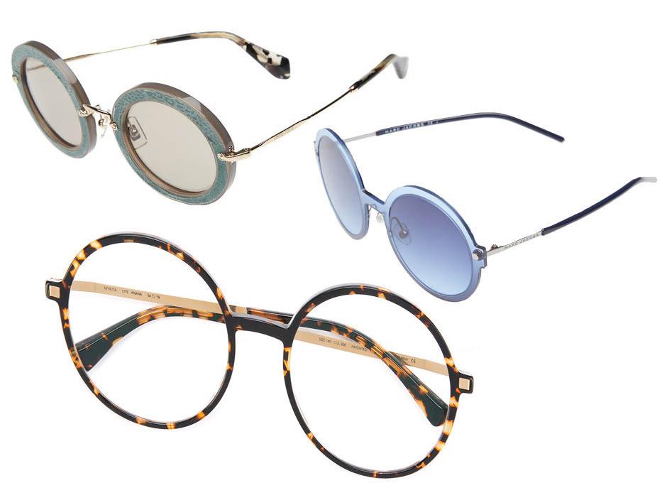 Модные оправы очков для зрения